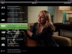 Time Warner Cable TV app now available on the iPad