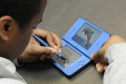Nintendo DS to enter the classroom