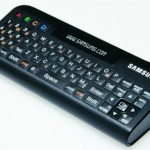 Samsung announces new QWERTY TV remote