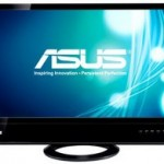 ASUS announces three new full HD monitors
