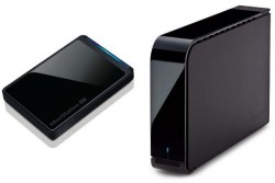 Buffalo MiniStation Pocket Hard Drive and DriveStation USB 3.0 Storage