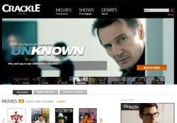 Crackle now streaming free movies to PS3