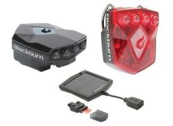 Flea 2.0 USB Rechargeable Bike Lights