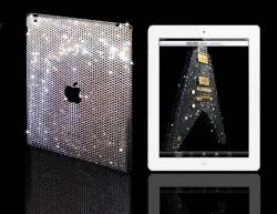 CrystalRoc Swarovski case for iPad 2