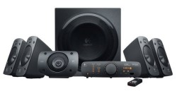 Logitech Z906 speakers