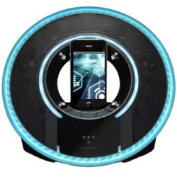 Monster TRON Light Disc Sound Dock