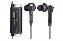 Pioneer offers new Noise Cancelling Earbud Headphones