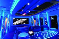 Star Wars home theater is awesome