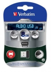 Verbatim Store n Go USB Drive Now Available