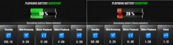 BlackBerry PlayBook has 17-hour web browsing battery life?
