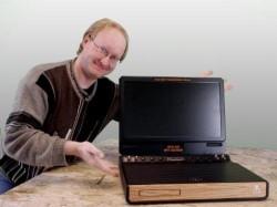 Ben Heck Builds 1970s Atari-Style Xbox 360