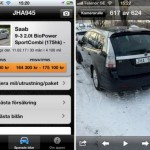iPhone app lets you take photos of cars and check on prices