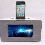 Avi Stylix iPod / iPhone docking station streams Netflix