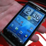 Verizon pushes out HTC Thunderbolt update