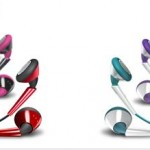 iSkin EarTones earphone/mic combo