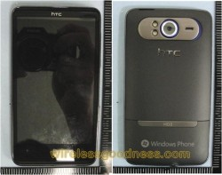 HTC HD7 gets an FCC tear down