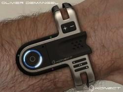 Konect USB watch concept
