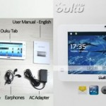 Ouku Tab Android Tablet