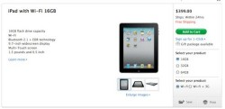 Apple cuts original iPad price to $399