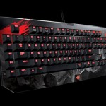 Razer Dragon Age II Keyboard