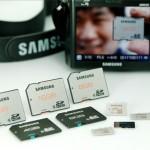 Samsung launches premium SD card range in South Korea