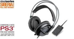 SteelSeries Siberia v2 headset for PS3