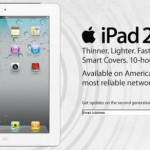 Verizon Wireless advertises iPad 2