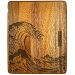Wasabi Wooden cases for iPad