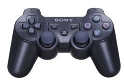 Guy tries to rob store with Playstation controller