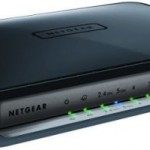 Netgear N750 wireless router