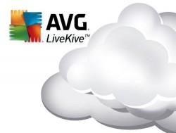 AVG Launches LiveKive Online Cloud Storage