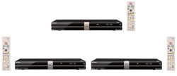 Mitsubishi Electric launches three new BDXL Blu-Ray Recorders