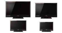 Mitsubishi REAL BHR500 HDTVs