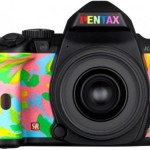 Pentax Rainbow K-r