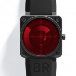 Bell & Ross Red Radar Limited Edition Watch