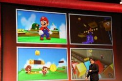 Super Mario 3DS could arrive in 2011