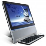 Acer Aspire Z5763 all-in-one with 3D screen, gesture control