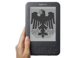 Amazon launches German Kindle Store