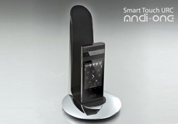 Conspin Andi-One Android-powered Universal Remote