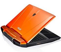 Asus Lamborghini VX7 notebook now in black
