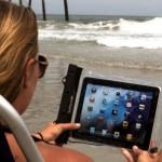DryCASE Tablet keeps your iPad 2 dry