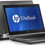 HP EliteBook 8460w, 8560w and 8760w business laptops