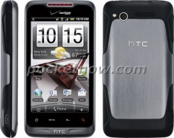 HTC Merge official press shots