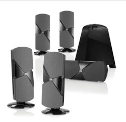 JBL Cinema 300 Speaker System and Cinema 500 Home Theater Speakers