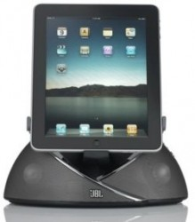 JBL ships OnBeat iPad Speakers