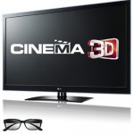 LG LW4500 3D Cinema TV Series Now Available In Korea And Europe