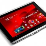 Packard Bell Liberty Tab Honeycomb tablet