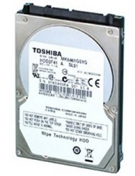 "Toshiba MK6461GSYG 2.5"" Drive with automatic data destruction"