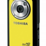 Toshiba waterproof 1080p Camileo BW10 pocket cam