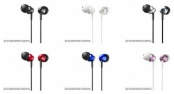 Sony PSP branded earphones
